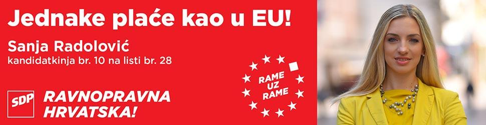 2 SDP EU izbori 2019 Bilboard