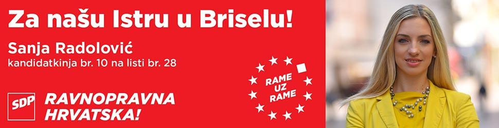 5 SDP EU izbori 2019 Bilboard