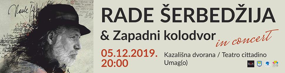 Rade Serbedžija 2019 Umag