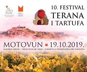 Teran i tartufi 2019 Motovun