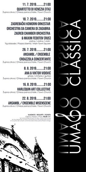 Umago Classica 2019 Half Page