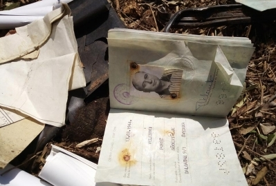 Monumenti ponovo kao smetlište: na gomili bačenog otpada privatni dokumenti i stari pasoši