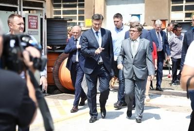 Vlada: Riječkom 3. maju jamstvo za zaduženje do 150 milijuna kuna